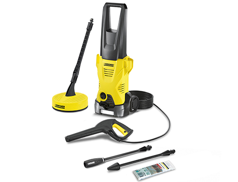 Karcher pressure washer. Credit: Karcher