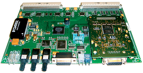 Raith's VME interface board