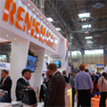 Renishaw exhibition stand
