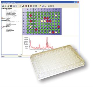 Microplate and WiRE screenshot